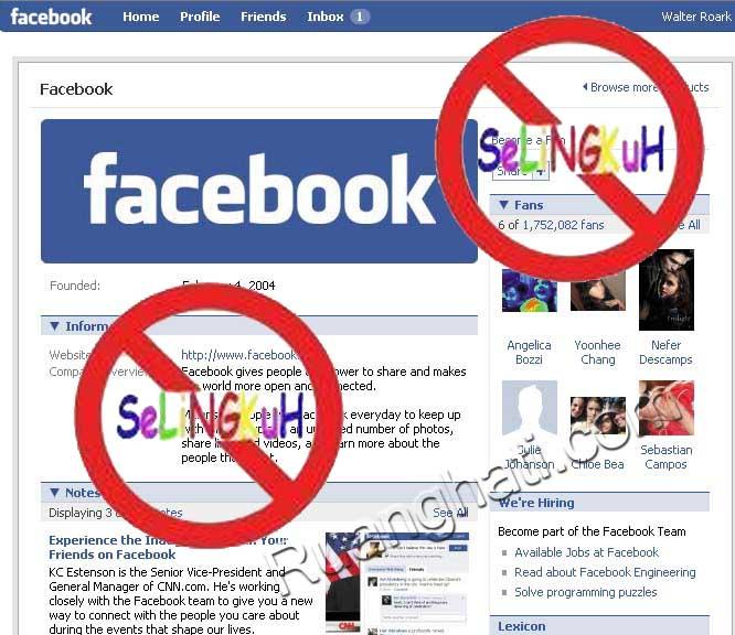 Facebook sangat berpotensi picu selingkuh, setujukah?