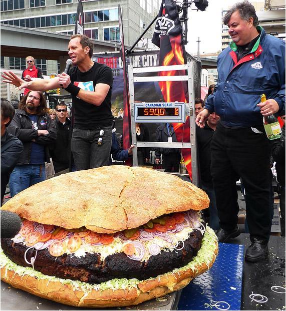 Burger Raksasa