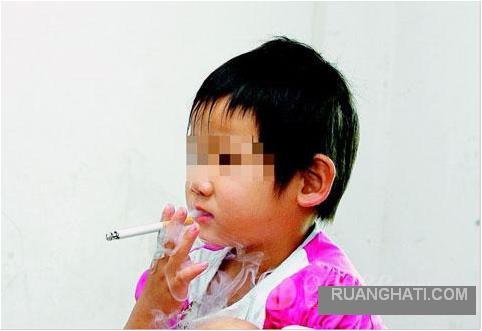 Ya wen perokok dan peminum cilik